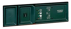 Зарядное устройство STC на тяговый аккумулятор, Индикаторы процесса заряда